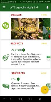 ATS Agrochemicals Limited poster