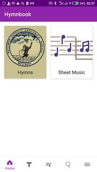 Watchman Hymnbook poster