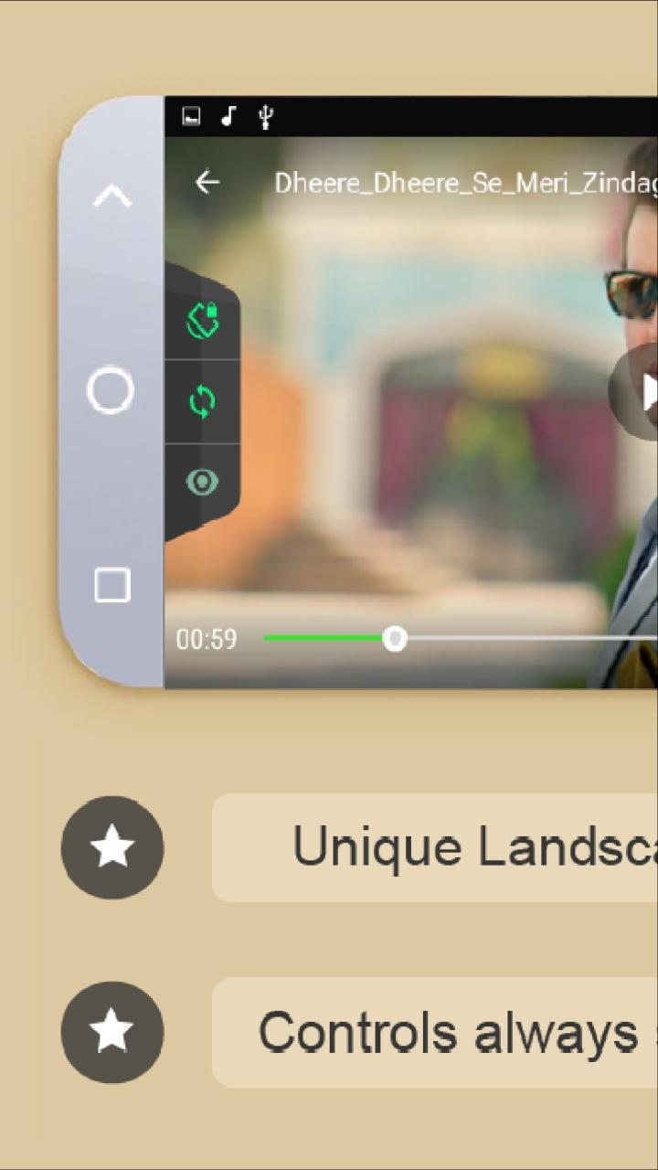 Osm Video Player - OSM Max HD Video Player App for Android