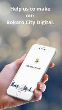 Bokaro City App poster