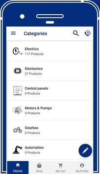 Aerrexo - Industrial Equipment Online store screenshot 1