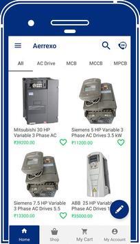 Aerrexo - Industrial Equipment Online store screenshot 2
