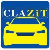 CLAZiT Car Rental icon
