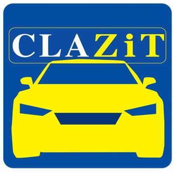 CLAZiT Car Rental poster