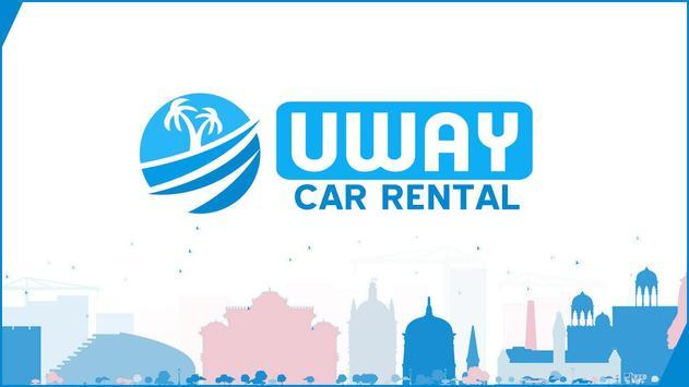 UWAY CAR RENTAL screenshot 2