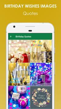 Birthday Wishes Images screenshot 7