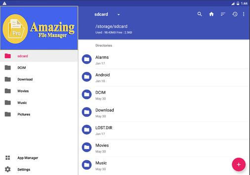 Amazing File Manager screenshot 6