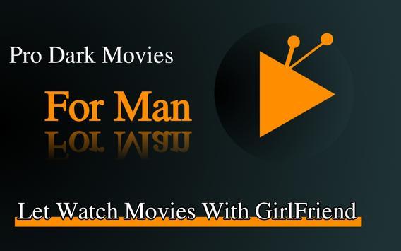 Pro Dark Movies Official - For Man screenshot 1