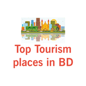 Top Tourism places in BD icon