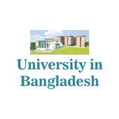 University in Bangladesh icon