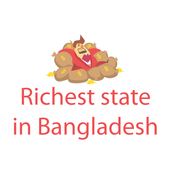 Richest state in Bangladesh icon