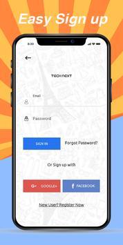 Tech Next Mobiles - Online Shopping App screenshot 3
