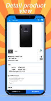 Tech Next Mobiles - Online Shopping App screenshot 4