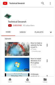 Tech Tube screenshot 2
