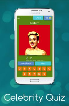 Celebrity Quiz 2019 poster