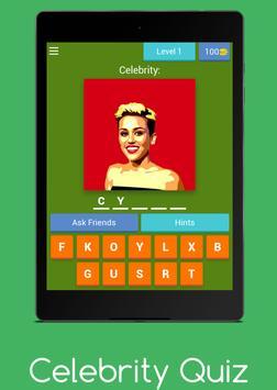 Celebrity Quiz 2019 screenshot 12