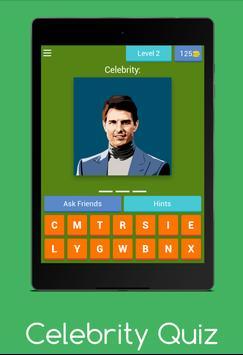 Celebrity Quiz 2019 screenshot 14