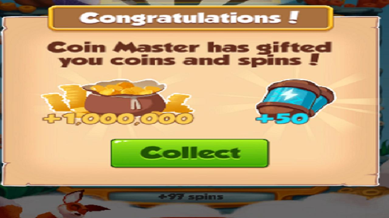 Daily Coin Master Free Spin Link (Unreleased) for Android
