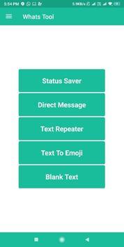Whats Tool screenshot 1