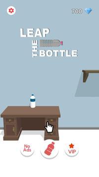 Bottle Leap 3D - Bottle Flip Game poster
