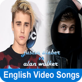 English Video Songs Clip Status Latest Collection icon