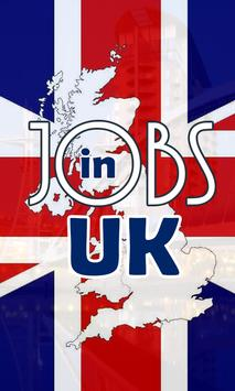 Jobs in London - UK poster