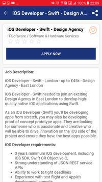 Jobs in London - UK screenshot 4