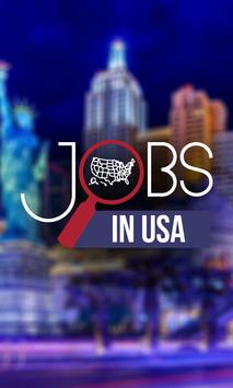 Jobs in USA poster