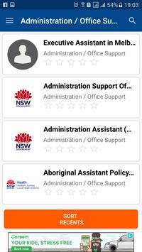 Jobs in Australia screenshot 1