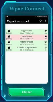 WPAConnect Wifi WPA2Connect screenshot 2