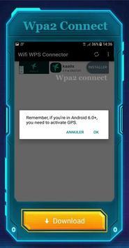 WPAConnect Wifi WPA2Connect screenshot 3