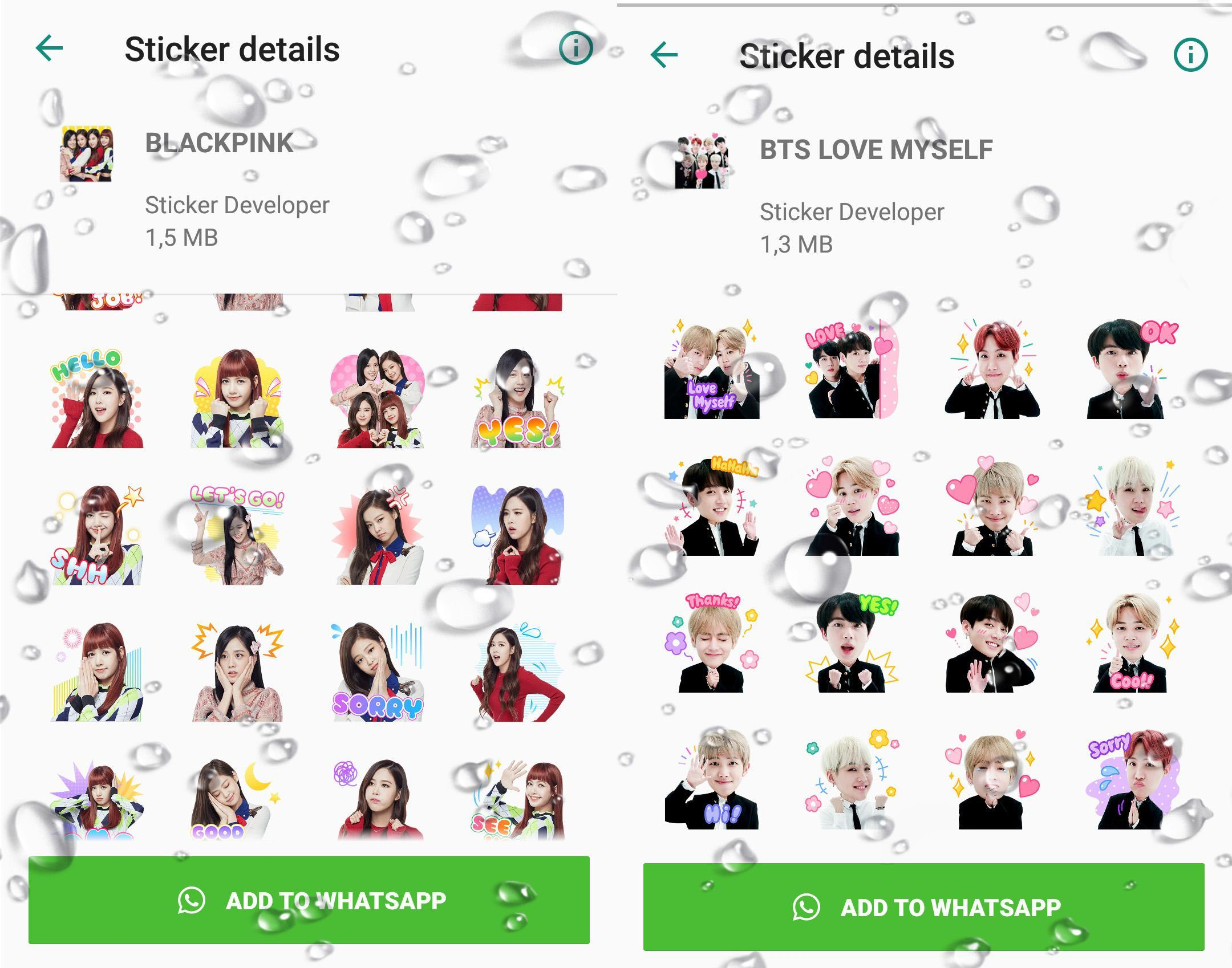 Wastickerapps Korean Idol Sticker For Whatsapp For Android Apk
