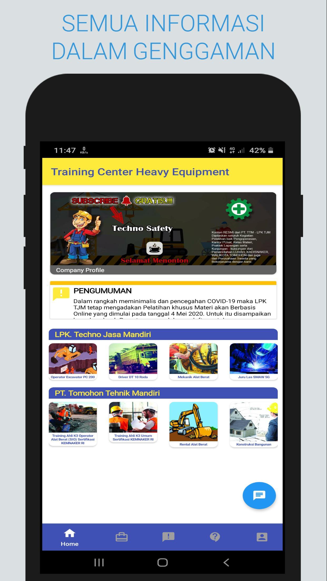 Techno Jasa Mandiri For Android Apk Download