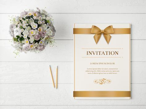 Invitation Card Maker, Invite Maker(RSVP) screenshot 5