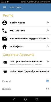 MyCab Driver screenshot 2