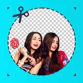Auto Cutout & Photo Background Editor Changer icon