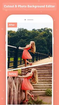 Auto Cutout & Photo Background Editor Changer screenshot 4