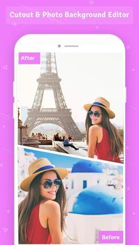 Auto Cutout & Photo Background Editor Changer screenshot 6
