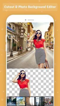 Auto Cutout & Photo Background Editor Changer screenshot 1