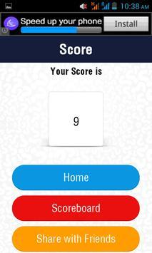 Test Your English Quiz screenshot 6
