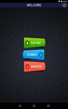 Test Your English Quiz screenshot 9