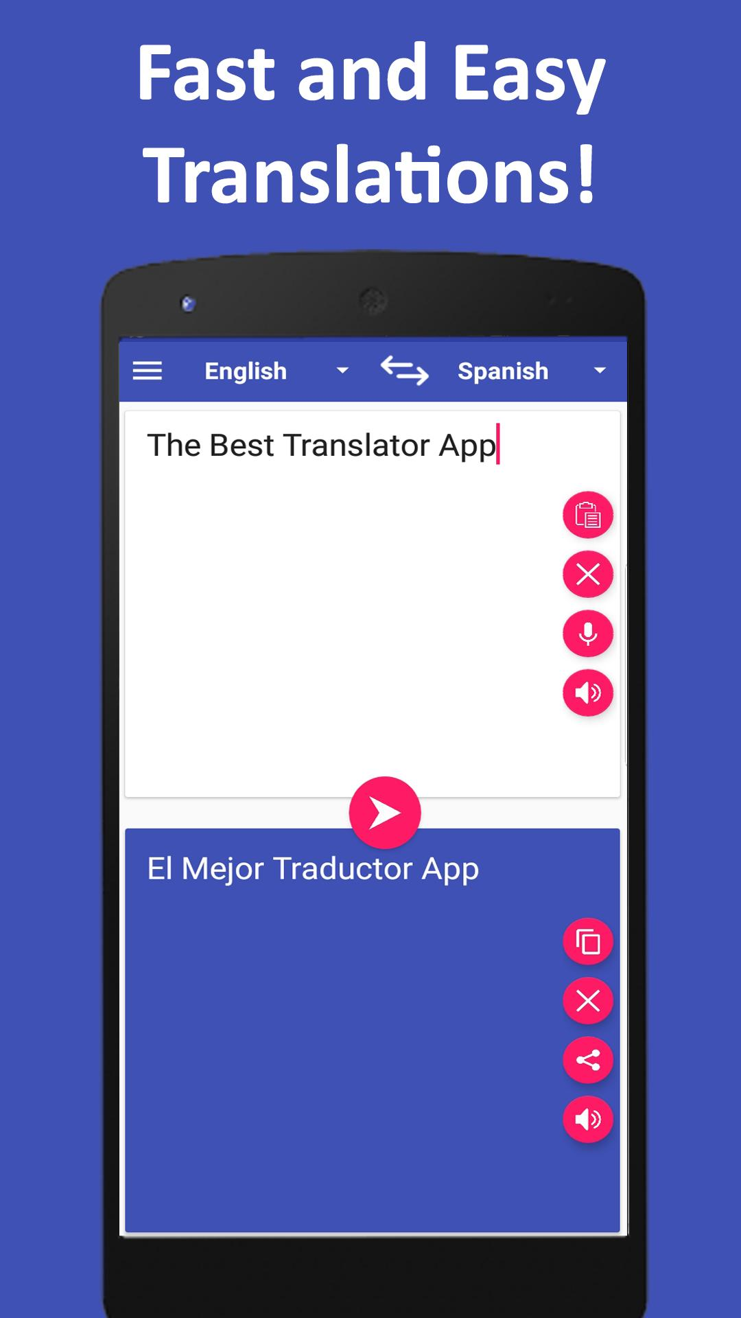 Multi Language Translator Free - Voice & TTS for Android - APK Download