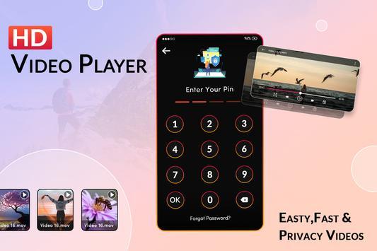 SAX Video Player - HD Video Player 2021 screenshot 3