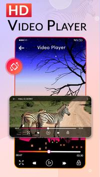 SAX Video Player - HD Video Player 2021 poster