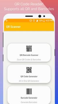 QR code reader - QR Code Scanner: QR Scanner screenshot 4