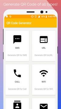 QR code reader - QR Code Scanner: QR Scanner screenshot 1