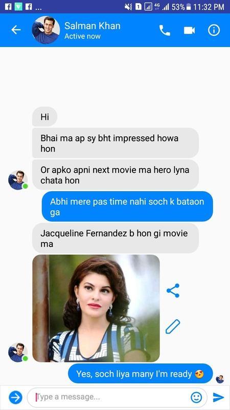 Fake Chat Messenger