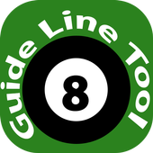 8 Ball Guideline Tool - 3 lines आइकन