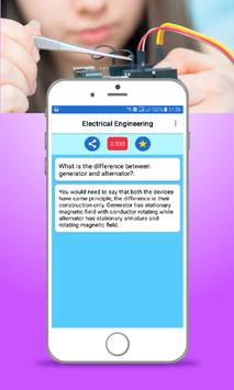 Electrical Interview Questions & Answers screenshot 4