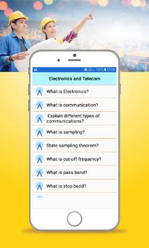 Electrical Interview Questions & Answers screenshot 3